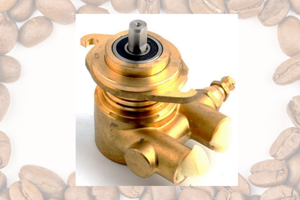 Rotary Vane Pump - Coffee equipment Parts
