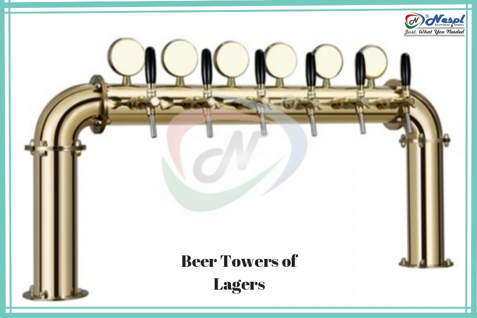 Beer Towers of Lagers