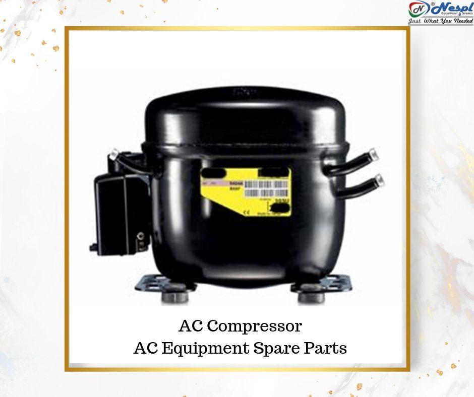 Compressor - AC Equipment Spare Parts NATRON