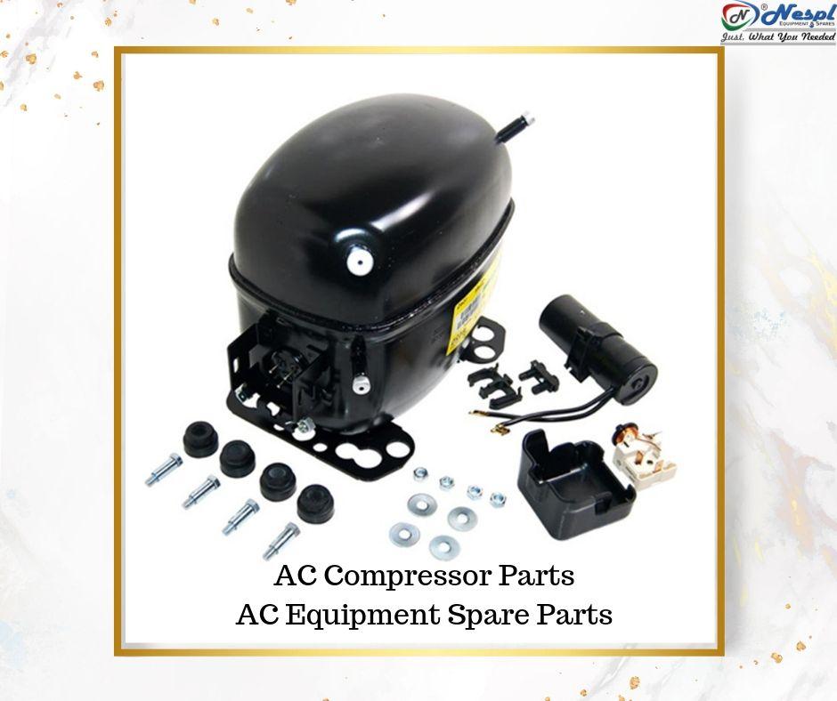 Compressor parts - AC Equipment Spare Parts NATRON