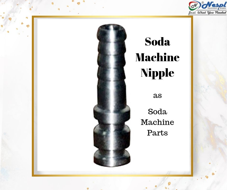 Soda Machine Nipple - Soda Machine Parts
