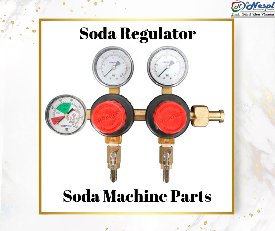 Soda Regulator - Soda Machine Parts