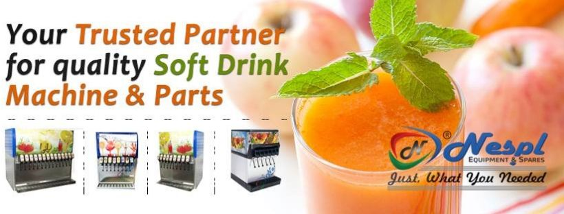 Soft Drink Machine Parts