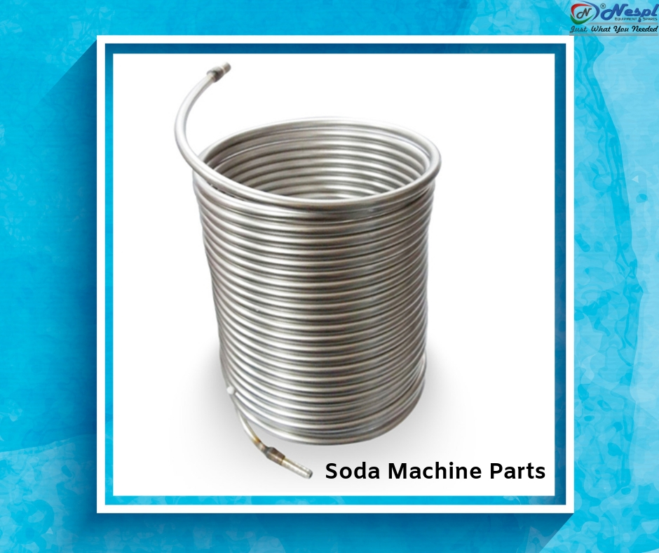 Water Coil - Soda Machine Parts
