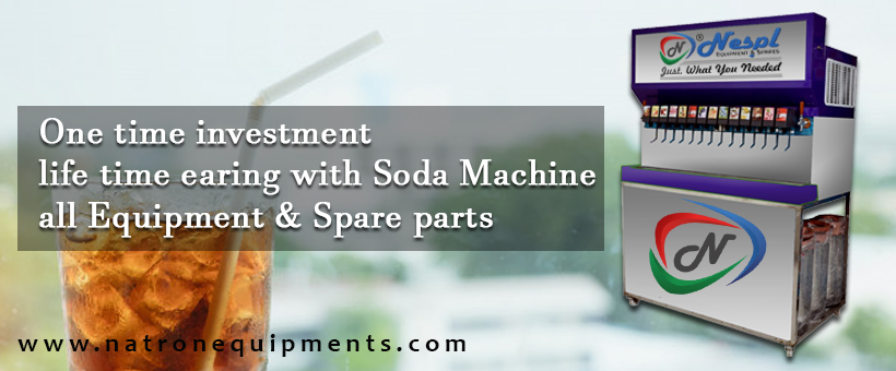 Soda Machine Parts