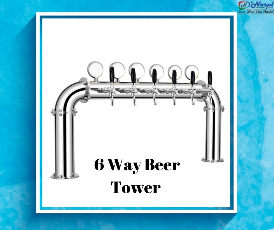 6 Way Beer Tower - NATRON