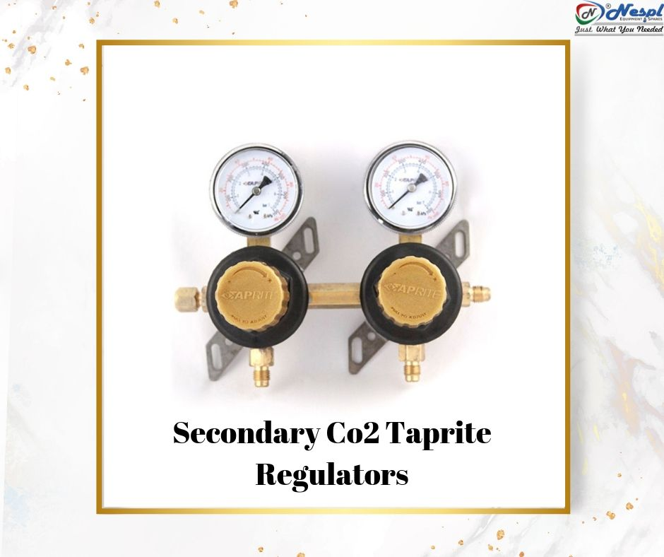 Secondary Co2 Taprite Regulators - NATRON
