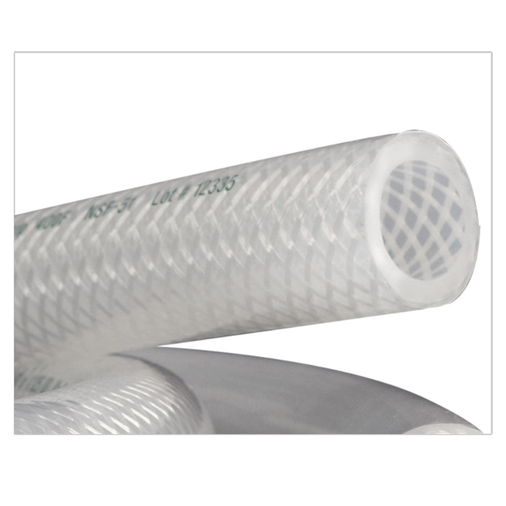 Clearbraid PVC Hose