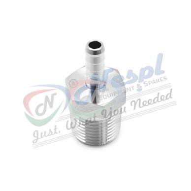 Brass Nozzle (Chrome Plated)