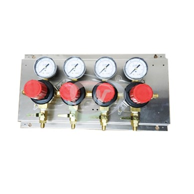 4 Way Primary Regulator Set
