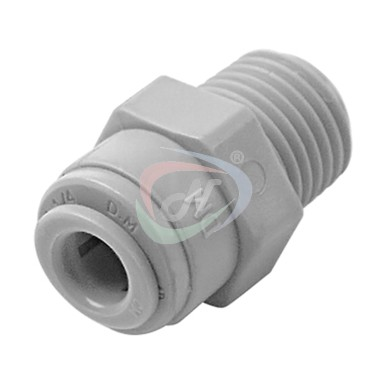 MALE CONNECTOR NPTF THREAD