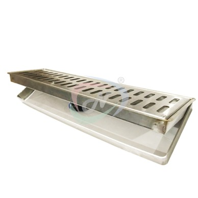 DIP TRAY SMALL SIZE WITH GRILL COVER