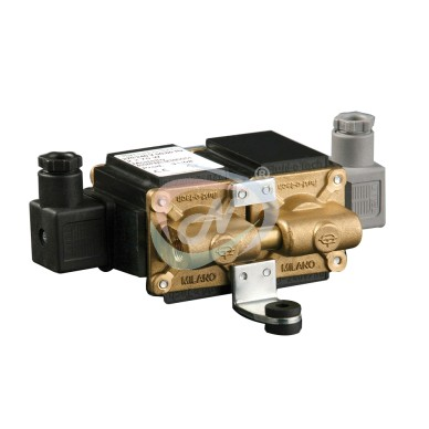 Solenoid pumps Duplex series