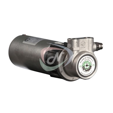 Rotary vane pump-motor HA series