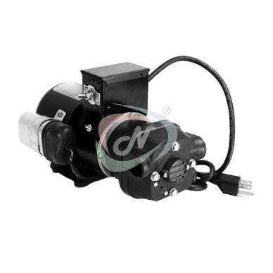 Induction Motor Driven 115 VAC Industrial Diaphragm Pump
