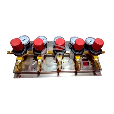 5 way Secondary Regulator Set