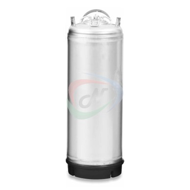 SS 5 Gallon Kegs - Ball Lock