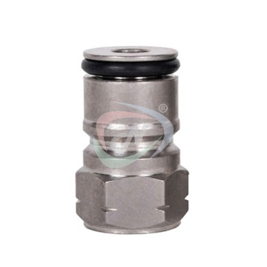 INLET FITTING BALL LOCK