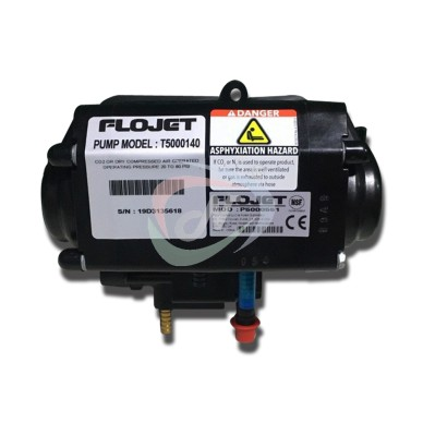 T-5000 FLOJET AIR DRIVEN BIB PUMP