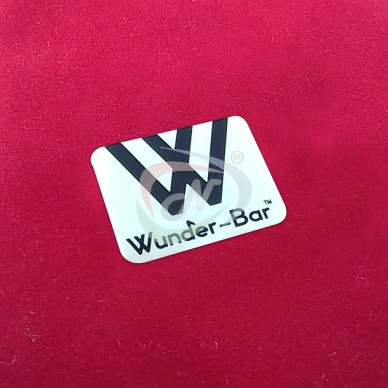 WUNDER-BAR STICKER