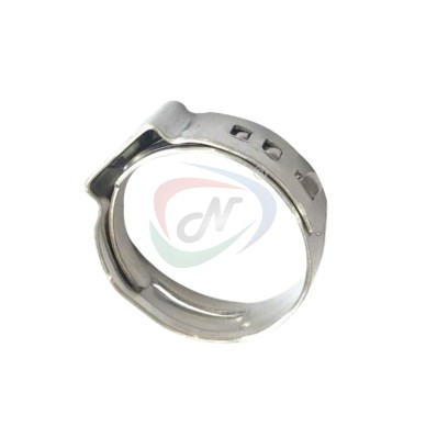 SINGLE EAR HOSE CLAMP - 8.7