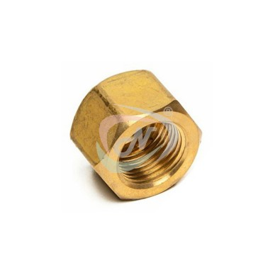 CO2 REGULATOR NUT FOR CYLINDER