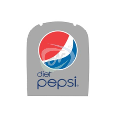 Valve Sticker-PEPSI DIET-FLM
