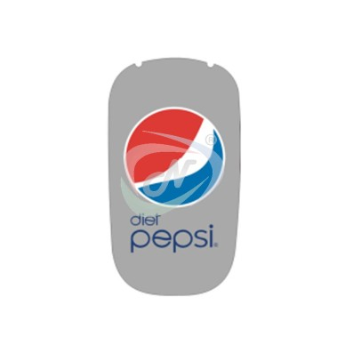 Valve Sticker PEPSI DIET FLM