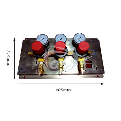 3 Way Secondary Regulator Set