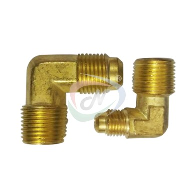 BRASS ELBOW SET