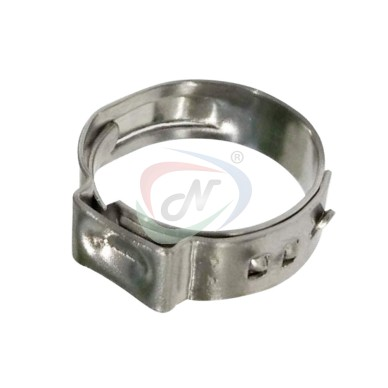 SINGLE EAR HOSE CLAMP -13.3