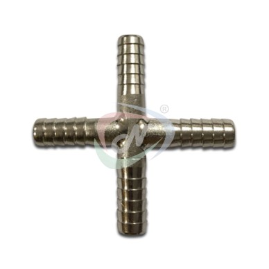 1/4'' CROSS BARB S.S.