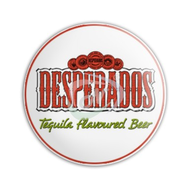 Desparados Fish Eye Medallion