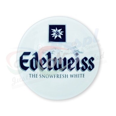 Edelweiss Fish Eye Medallion