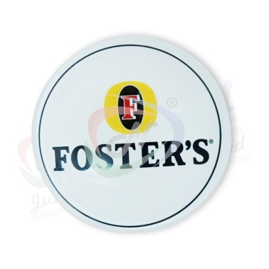 Foster's Round Fish EYE Medallion