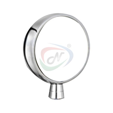 MEDALLION HOLDER STAINLESS STEEL WITH TWO ACRYLIC PLATE