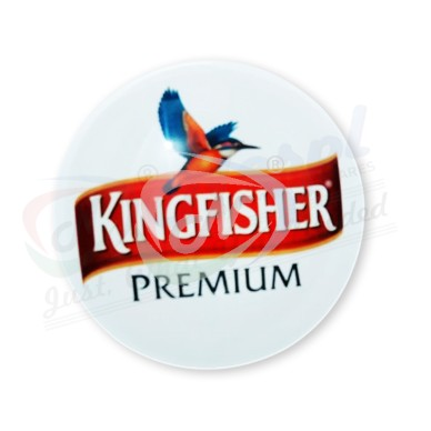 Kingfisher Fish Eye Medallion