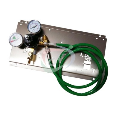 WALL MOUNTED NITROGEN REGULATOR