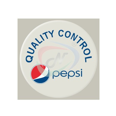 Pepsi Quality Control Sticker